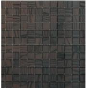 דקור מוזאיק מרובע כהה